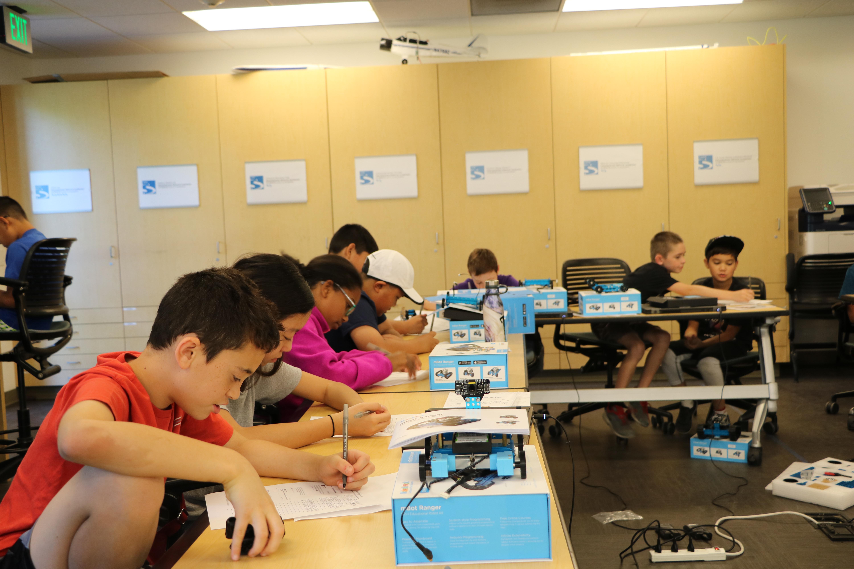 Bobcat Summer STEM Academy | CalTeach