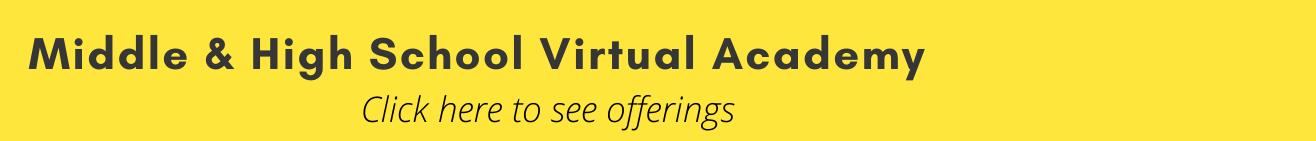 Middle & High School Virtual Academy